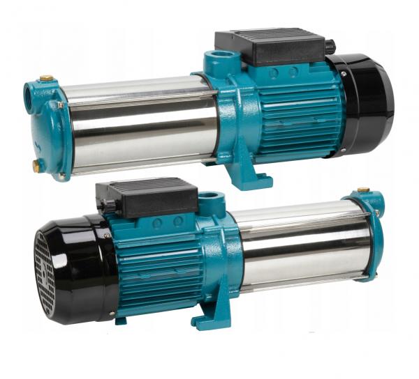 Gartenpumpe IBO MHI2500 INOX 2,5kW 230V 6000 L/h - 8,5bar Kreiselpumpe 100l/min