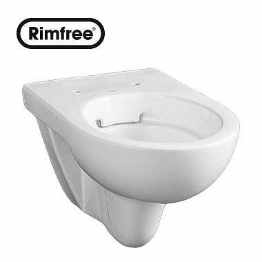 WC-Wandhängend KOLO Nova Pro Oval RIMFREE spülrandlos M33120
