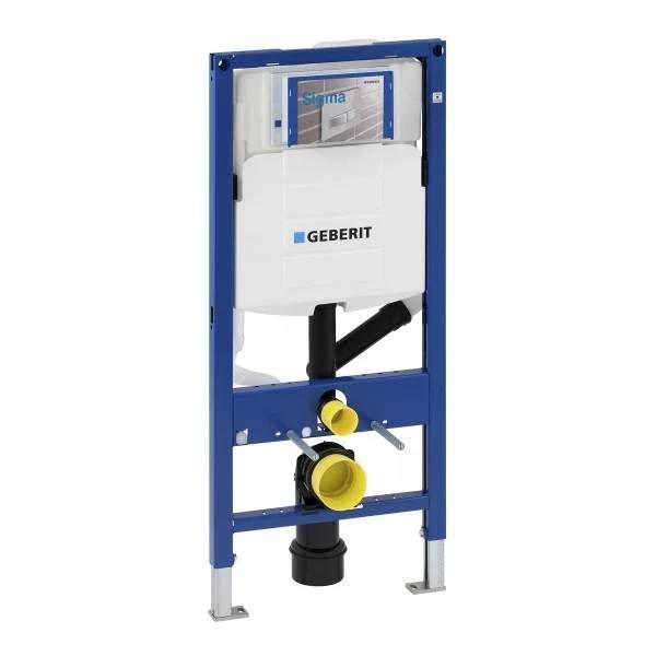 WC-Vorwandelemente für Geruchsabsaugung mit Umluft GEBERIT Duofix Sigma 111.370.00.5