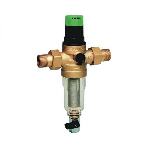 Trinkwasserfilter HONEYWELL MiniPlus FK06-1AA Rückspülfilter Druckminderer - 1''