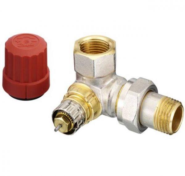 Thermostatventil Winkeleck rechts 1/2'' DANFOSS RA-N15 013G0233
