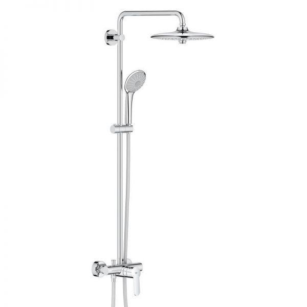 Duschsystem GROHE Euphoria System 260 Einhandmischer EcoJoy 9,5 l/min 27473001