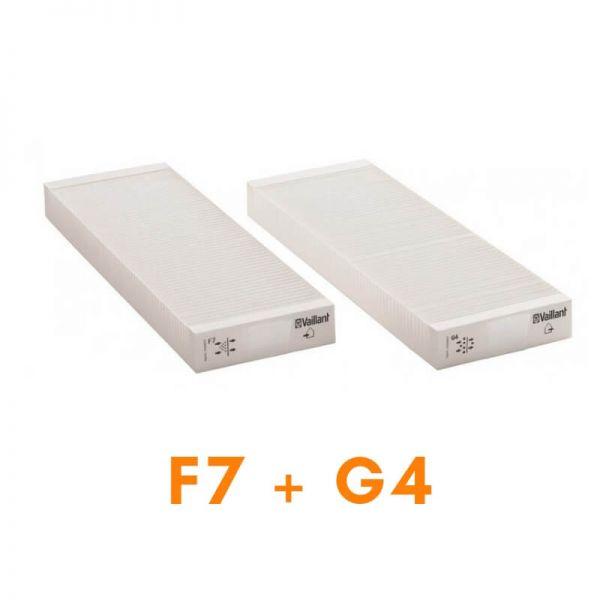 Ersatzfilter Feinfilterset VAILLANT F7 und G4 für recoVAIR VAR 260/360/4 - 0020180809