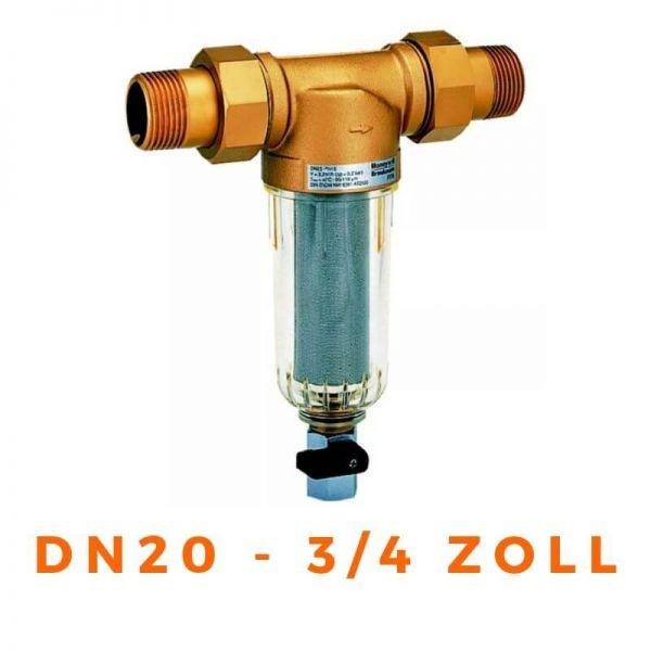 """Wasserfilter Feinfilter HONEYWELL FF06 MiniPlus - DN 20, 3/4"""" FF06-3/4AA"""