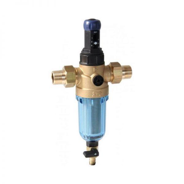 Trinkwasserfilter Rückspülfilter mit Druckminderer SYR Ratio Start DFR DN25 - 5315.25.100