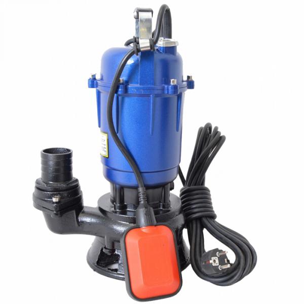 Fäkalienpumpe mit Schwimmer IBO Magnum 2900 Zerkleinerer Schneidwerk Schmutzwasser Pumpe