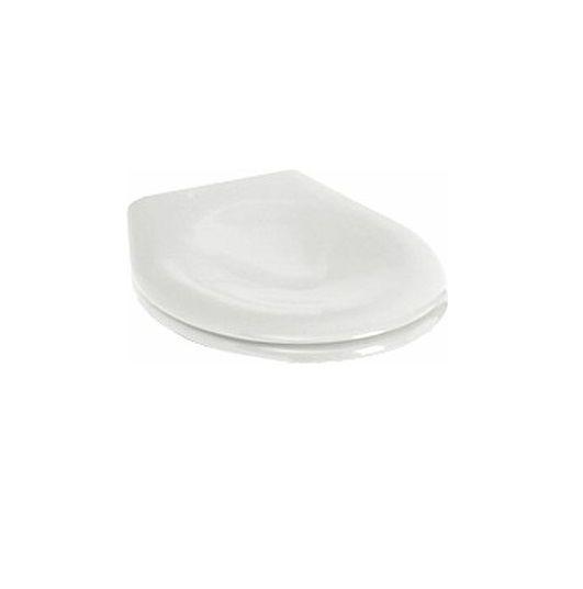 WC-Sitz antibakteriell aus Duroplast KOLO Nova Pro Junior weiß 60112