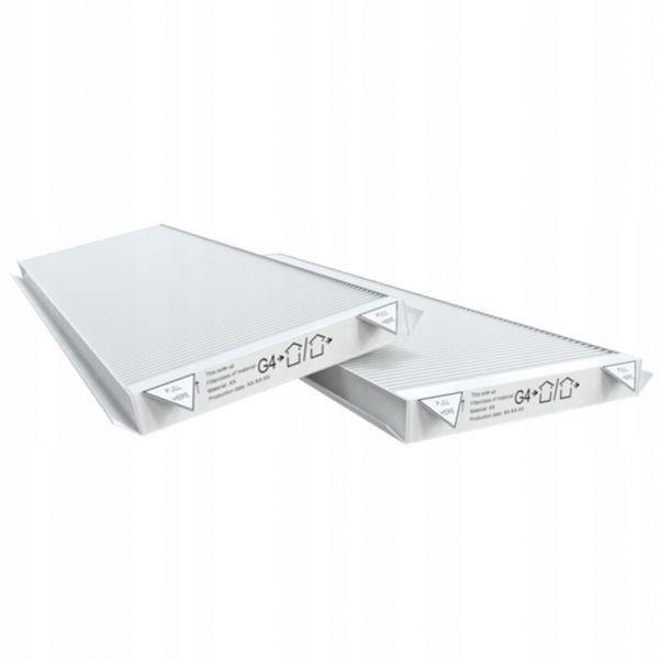 ZEHNDER ComfoAir Q Service Filter Set G4/G4 für Q350, 450, 600