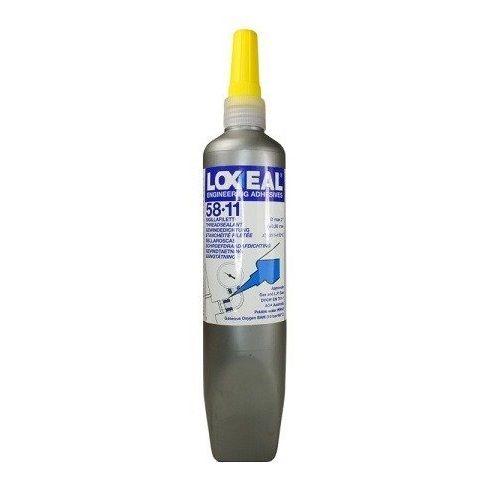 Gewindedichtung LOXEAL 58-11 250ml - Gas Wasser Sauerstoff Öle Chemikalien DVGW