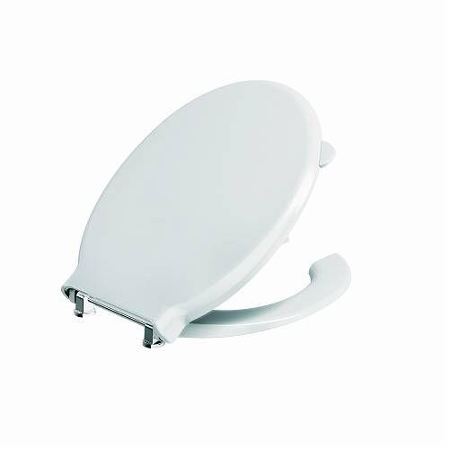 WC-Sitz antibakteriell KOLO Nova PRO fur barrierefreies Bad M30119000