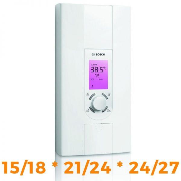 Electronic Durchlauferhitzer BOSCH Tronic TR8500 DESOAB