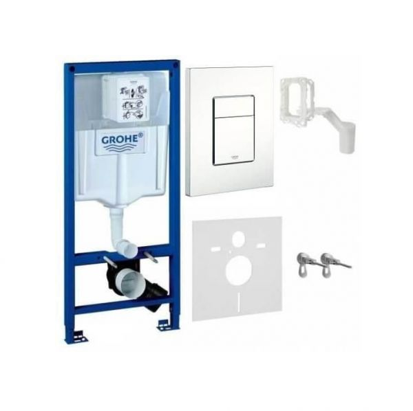 WC-Vorwandelemente GROHE Rapid Fresh 5w1 - 38827000