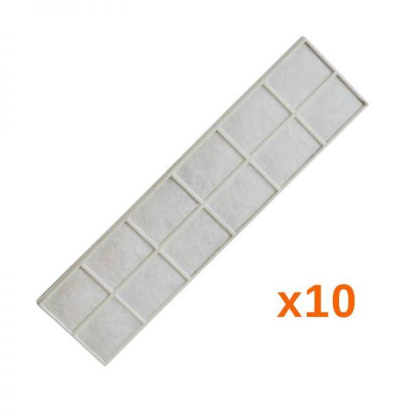 ZEHNDER Ersatz Filterset CLF 10 Stück - 990322100