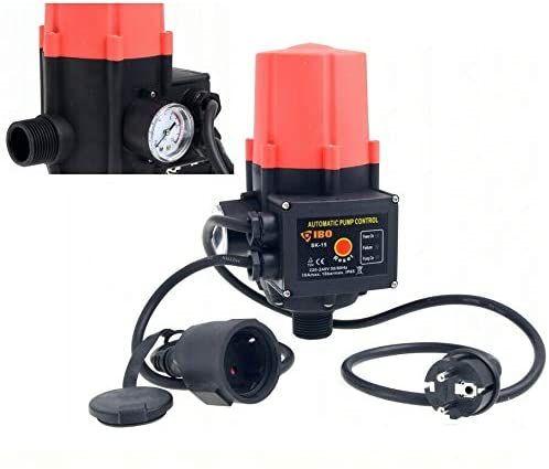 Pumpensteuerung IBO SK-15 Gartenpumpe Hauswasserautomat Druckschalter